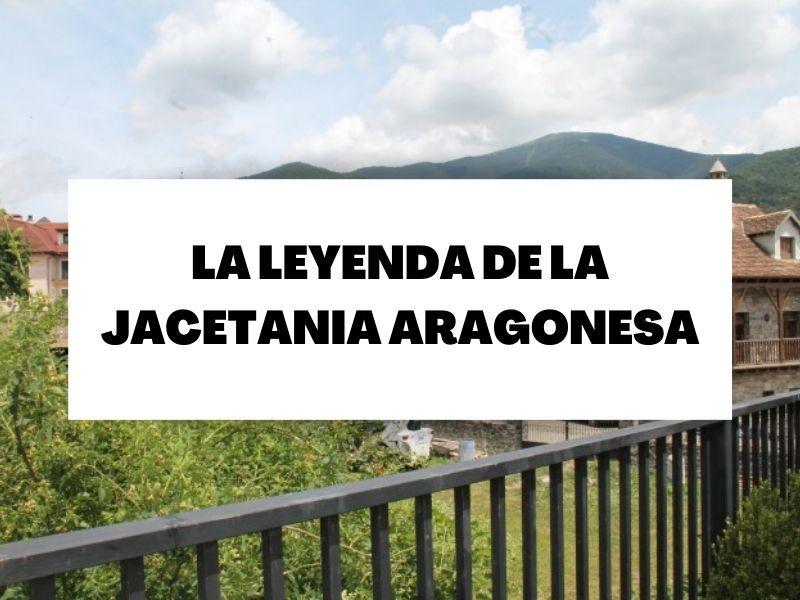 San Lorenzo, la Jacetania aragonesa y el origen de la leyenda
