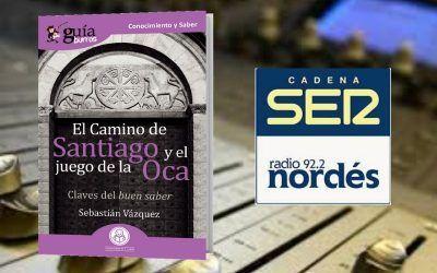 El 'GuíaBurros: El Camino de Santiago y el Juego de la Oca' en La Ser