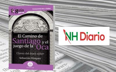 NH Diario ha reseñado este libro sobre el Camino de Santiago
