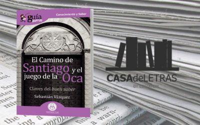 El 'GuíaBurros: El Camino de Santiago' en Casa de Letras