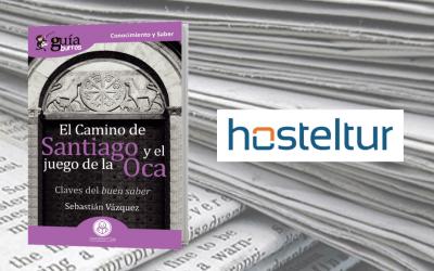 Hosteltur ha reseñado este libro sobre el Camino de Santiago
